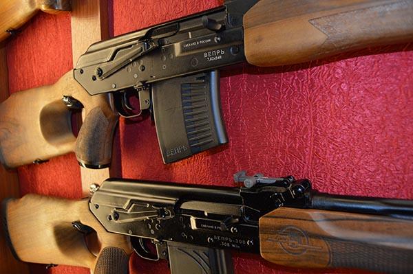 Магазин оружия в Нижнем Новгороде
