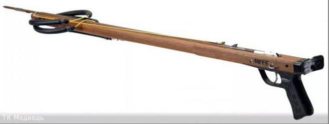самодельное оружие для охоты