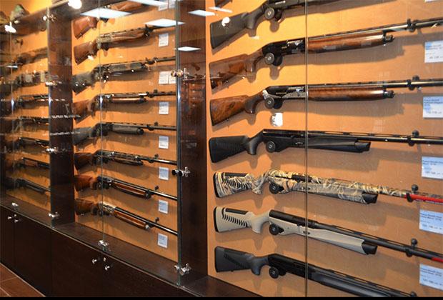 Магазин гладкоствольного оружия