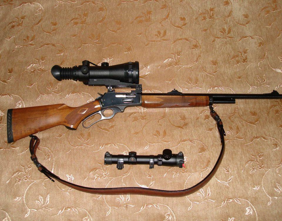 цена нарезного оружия
