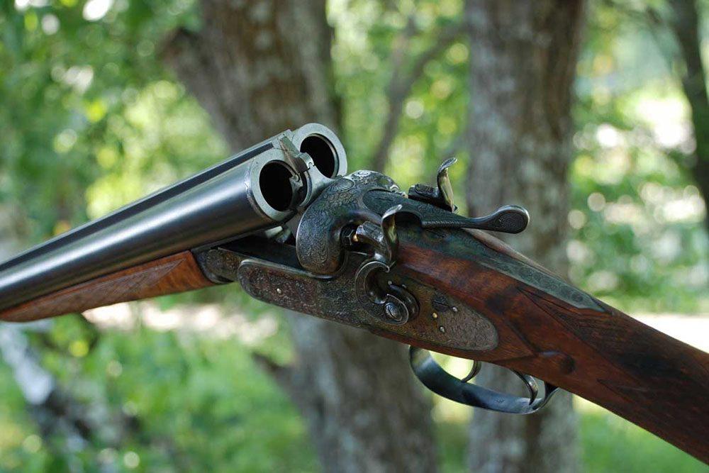 Оружие гладкоствольное