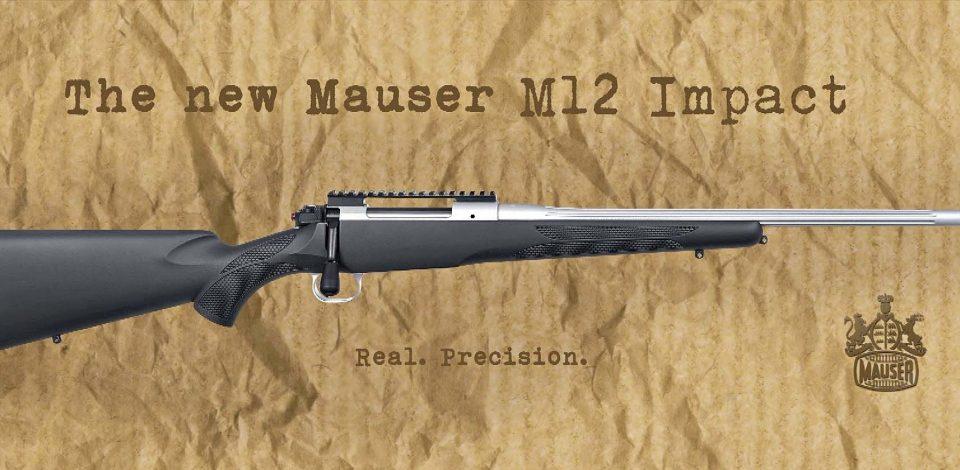 Охотничий карабин Маuser M12