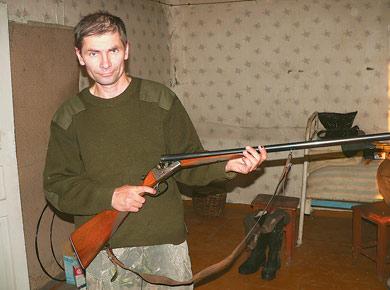 охотничье оружие б у